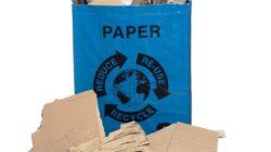 Environment corrugated cardboard